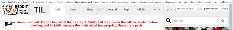 Reddit rules plea